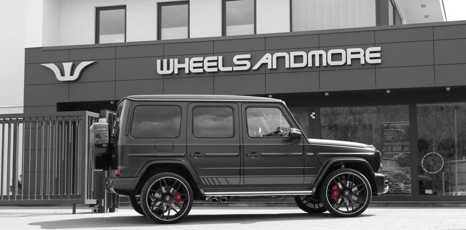 Mercedes-AMG G63 Wheelsandmore - Mercedes-AMG G63 Wheelsandmore