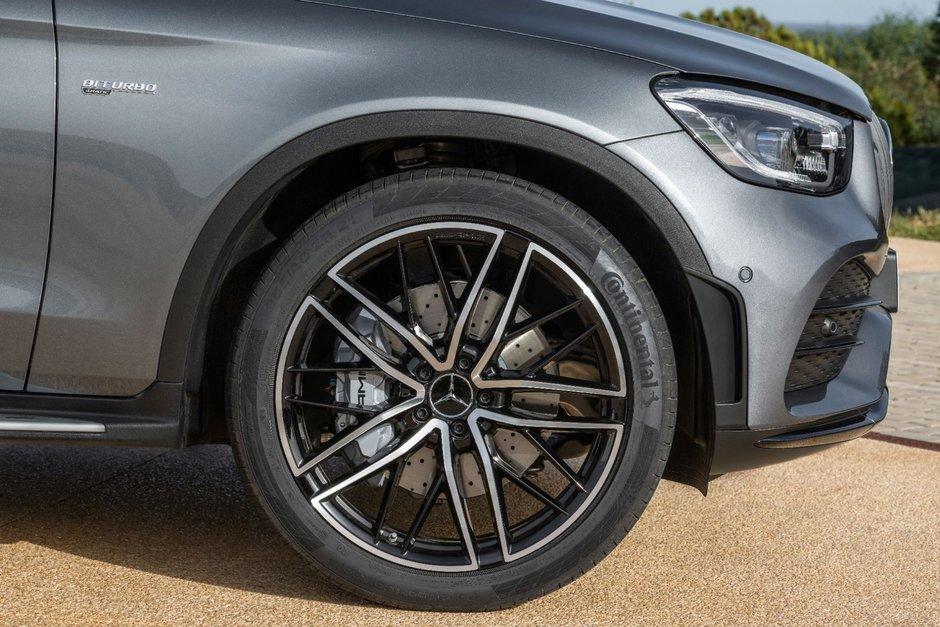 Mercedes-AMG GLC43 si GLC43 Coupe facelift