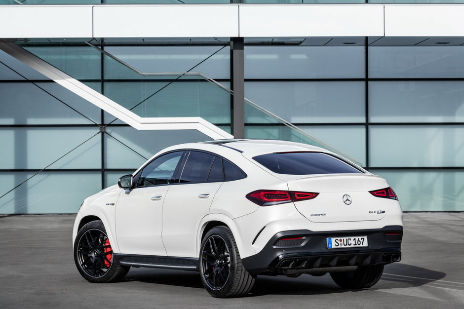 Mercedes-AMG GLE 63 Coupe si GLE 63 S Coupe