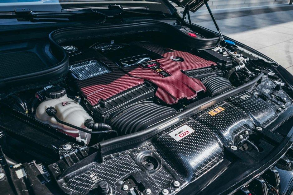 Mercedes-AMG GLE 63 S 4MATIC+ Coupe de la Brabus