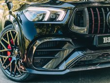 Mercedes-AMG GLE 63 S Coupe de la Brabus