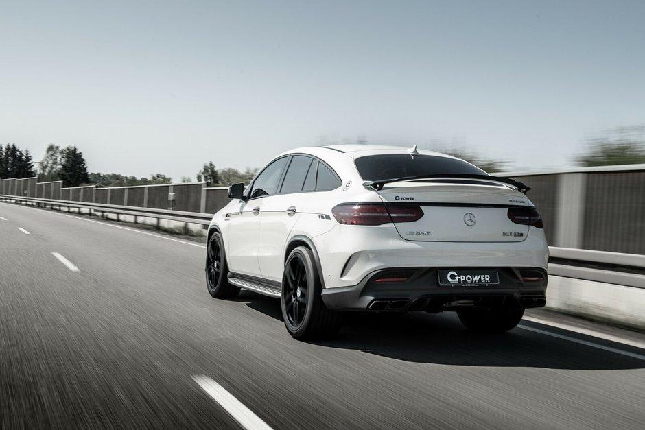Mercedes-AMG GLE 63 S de la G-Power