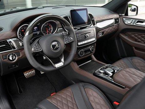 Mercedes-AMG GLE63 S by TopCar