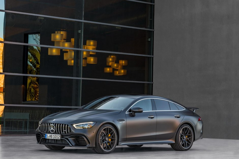 Mercedes-AMG GT 63 S si AMG GT 63 S Edition 1