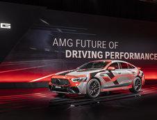 Mercedes-AMG GT 73 e - Poze noi
