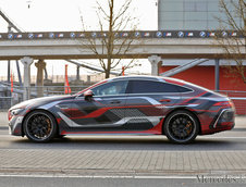 Mercedes-AMG GT 73 e - Poze spion