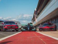 Mercedes-AMG GT 73 e - Primele poze