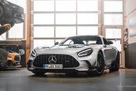 Mercedes-AMG GT Black Series de la Opus Automotive