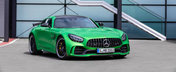 Maine-poimaine o sa-l vezi si pe Dorobanti. De la cat pleaca in Romania noul Mercedes-AMG GT facelift