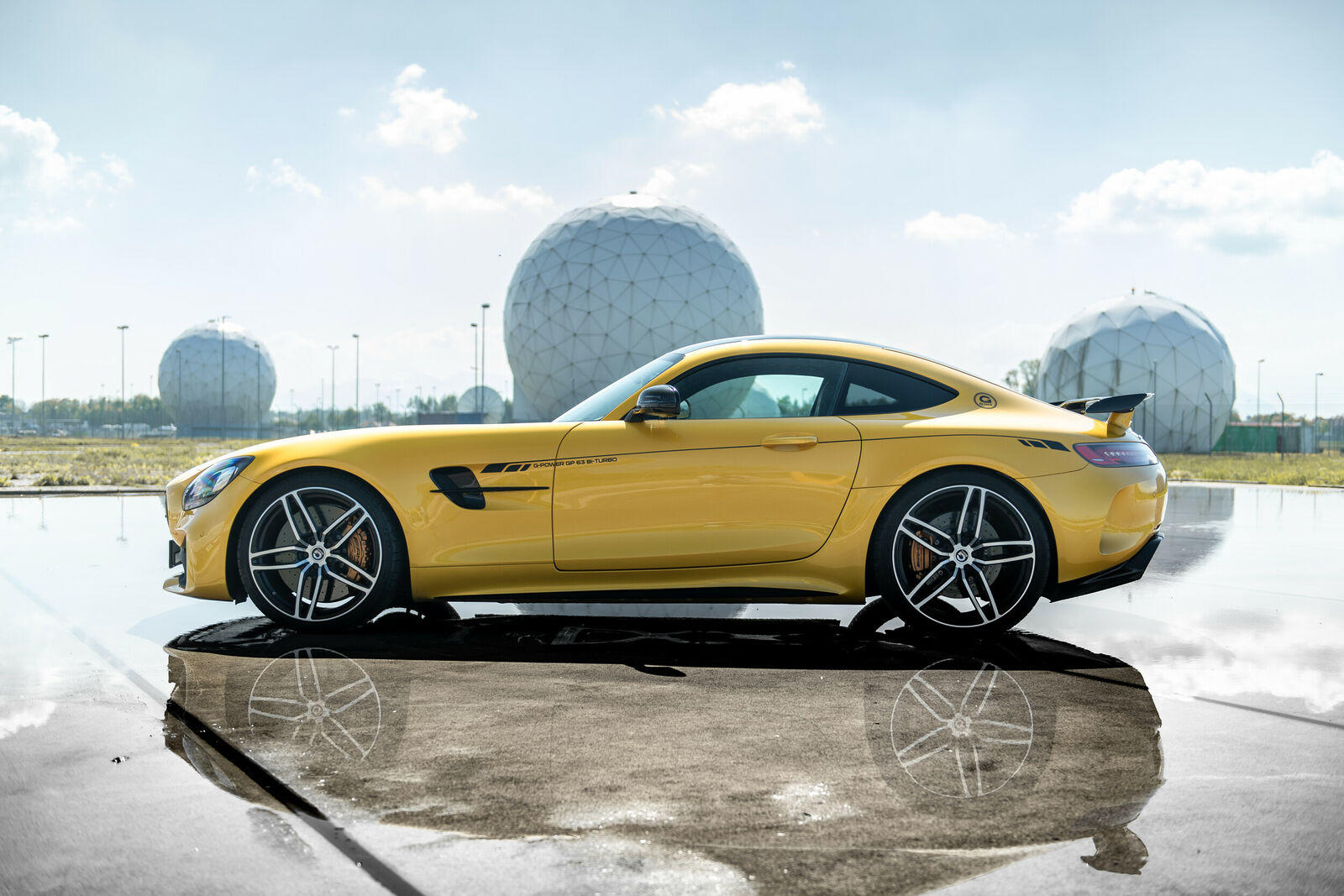 Mercedes-AMG GT R de la G-Power - Mercedes-AMG GT R de la G-Power
