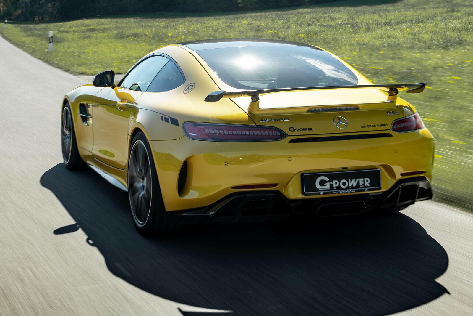 Mercedes-AMG GT R de la G-Power - Mercedes-AMG GT R de la G-Power