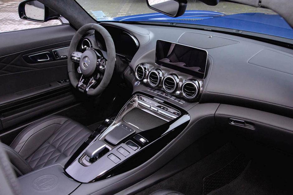 Mercedes-AMG GT R Roadster de la Posaidon