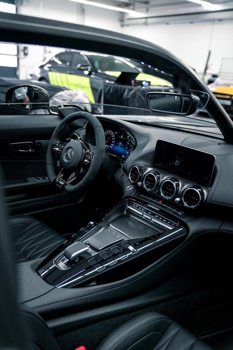 Mercedes AMG GT R Speedster