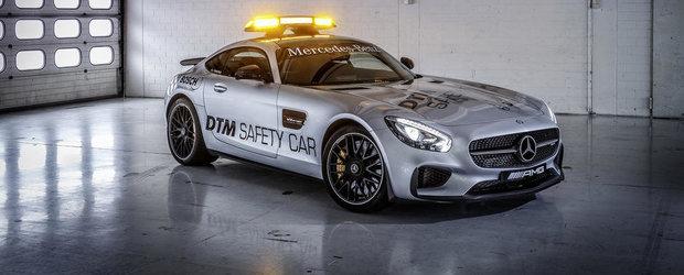 Mercedes AMG GT S este noul Safety Car din DTM
