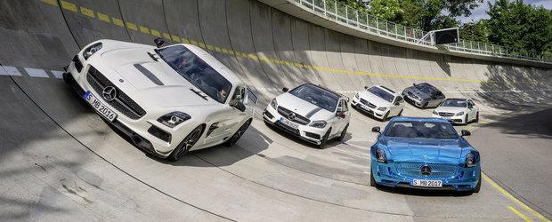 Mercedes-AMG lanseaza pe piata 18 modele noi