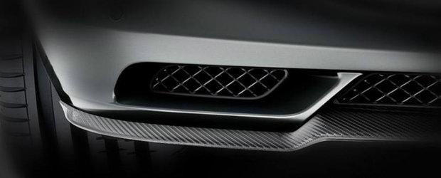 Mercedes AMG pregateste un nou model. Despre ce sa fie oare vorba? UPDATE FOTO!