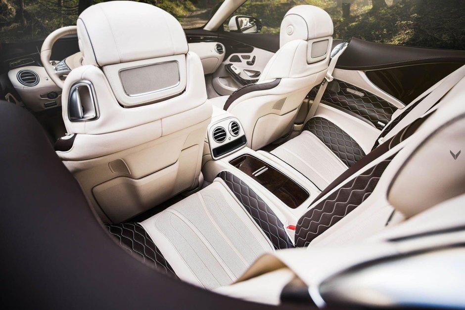 Mercedes-AMG S63 Cabriolet by Vilner