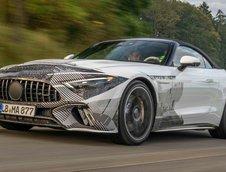Mercedes-AMG SL - Poze de la exterior