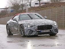 Mercedes-AMG SL - Poze spion