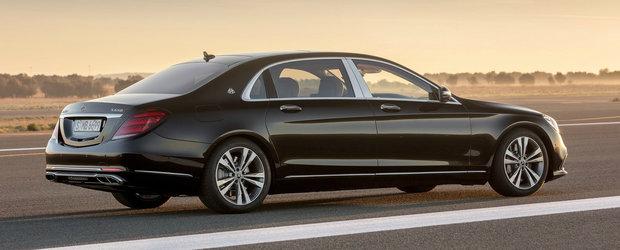 Mercedes anunta intoarcerea REGELUI. Cand se lanseaza pe piata noul S-CLASS