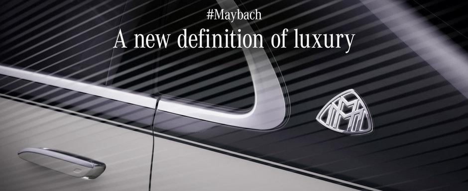 Mercedes anunta intoarcerea REGELUI. Cand se lanseaza pe piata noul MAYBACH S-Class
