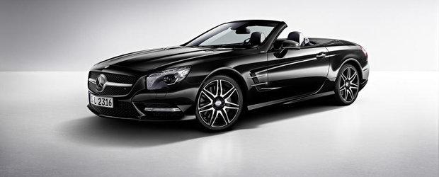 Mercedes anunta noul SL400 cu motor V6 biturbo sub capota