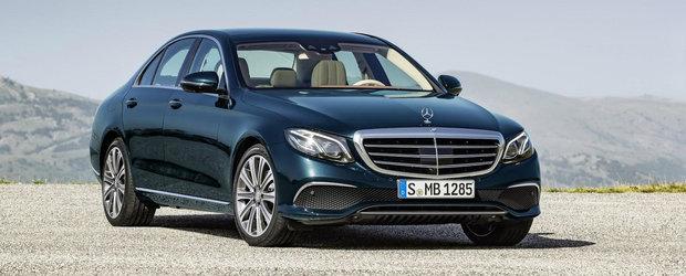 Mercedes anunta primul sau motor diesel din aluminiu. Ce putere dezvolta noua unitate OM 654