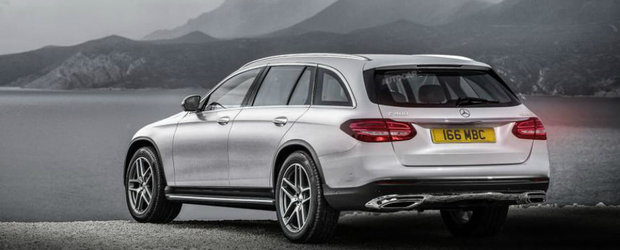 Mercedes are un plan pentru a-i fura clientii Audi-ului A6 Allroad. Cand se lanseaza noul E-Class All Terrain