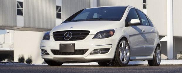 Mercedes B55 este cel mai grozav hatch de familie din lume!