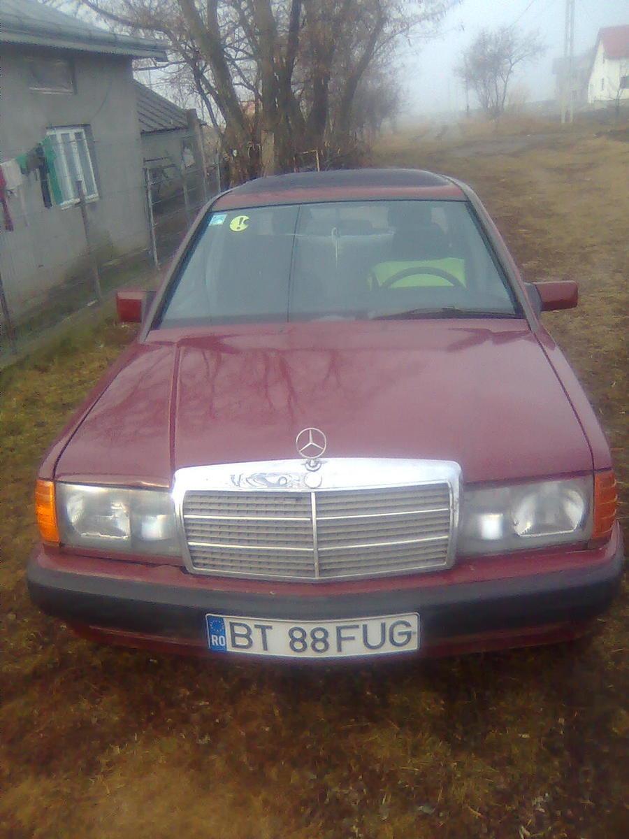 Mercedes-Benz 190 furia