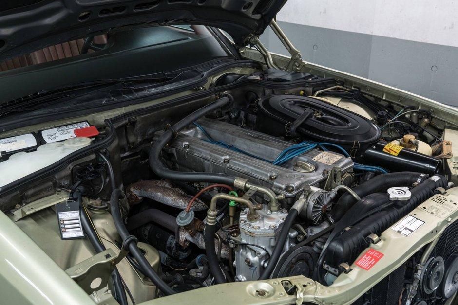 Mercedes-Benz 280SE W126 de vanzare