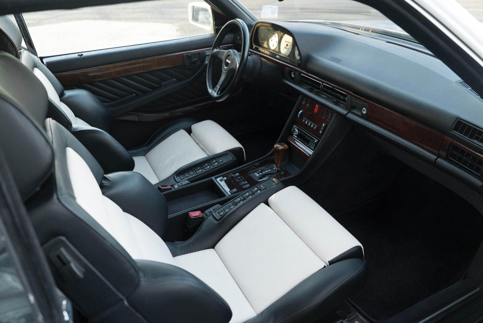 Mercedes-Benz 560 SEC 6.0 AMG - Mercedes-Benz 560 SEC 6.0 AMG