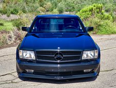 Mercedes-Benz 560SEC AMG 6.0 Widebody de vanzare