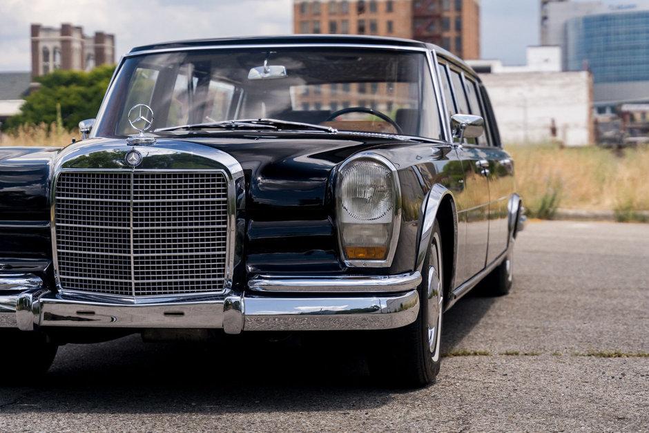Mercedes-Benz 600 Pullman LWB de vanzare