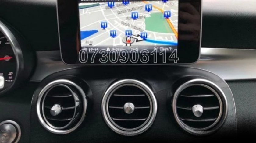 MERCEDES BENZ A B C CLS GLC GLK GLE E Garmin Map Pilot Eu Romania 2020