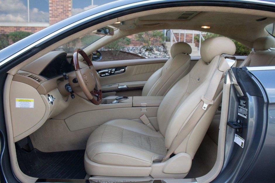 Mercedes-Benz CL600 de vanzare