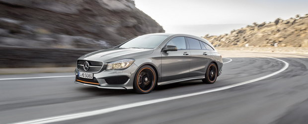 Mercedes-Benz CLA Shooting Brake costa de la 29.809 Euro