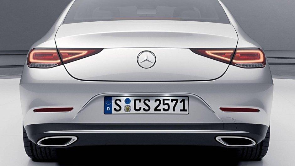 Mercedes-Benz CLS 350d 4Matic