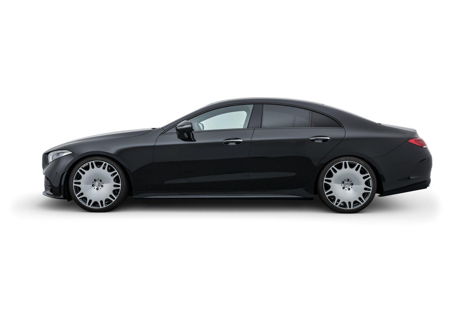 Mercedes-Benz CLS D40 by Brabus - Mercedes-Benz CLS D40 by Brabus