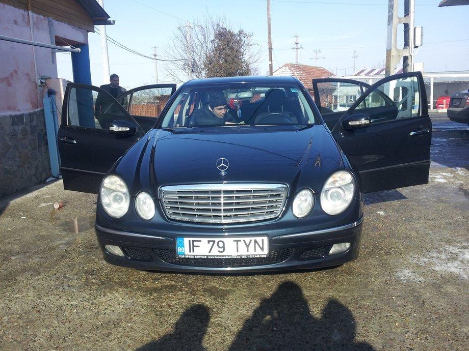 Mercedes-Benz E 220 diesel
