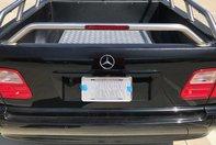 Mercedes-Benz E320 pick-up
