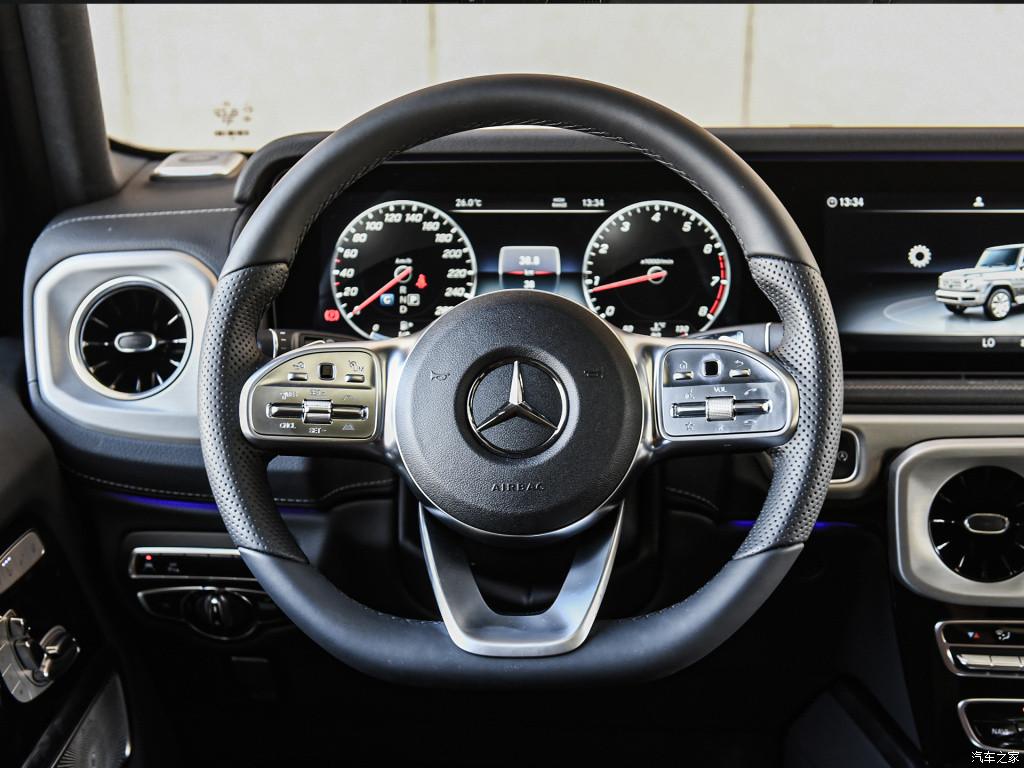 Mercedes-Benz G350 - Mercedes-Benz G350