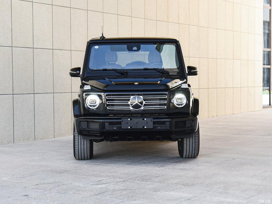 Mercedes-Benz G350