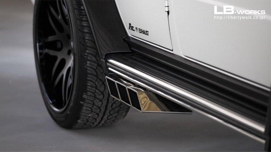 Mercedes-Benz G63 AMG Liberty Walk