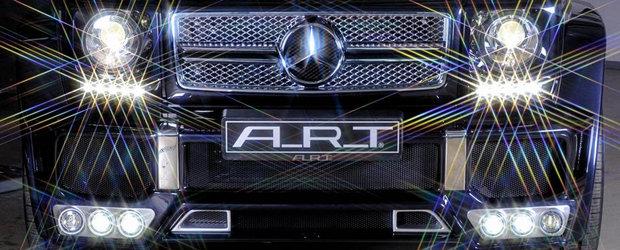 Mercedes-Benz G65 AMG, tunat de A.R.T.