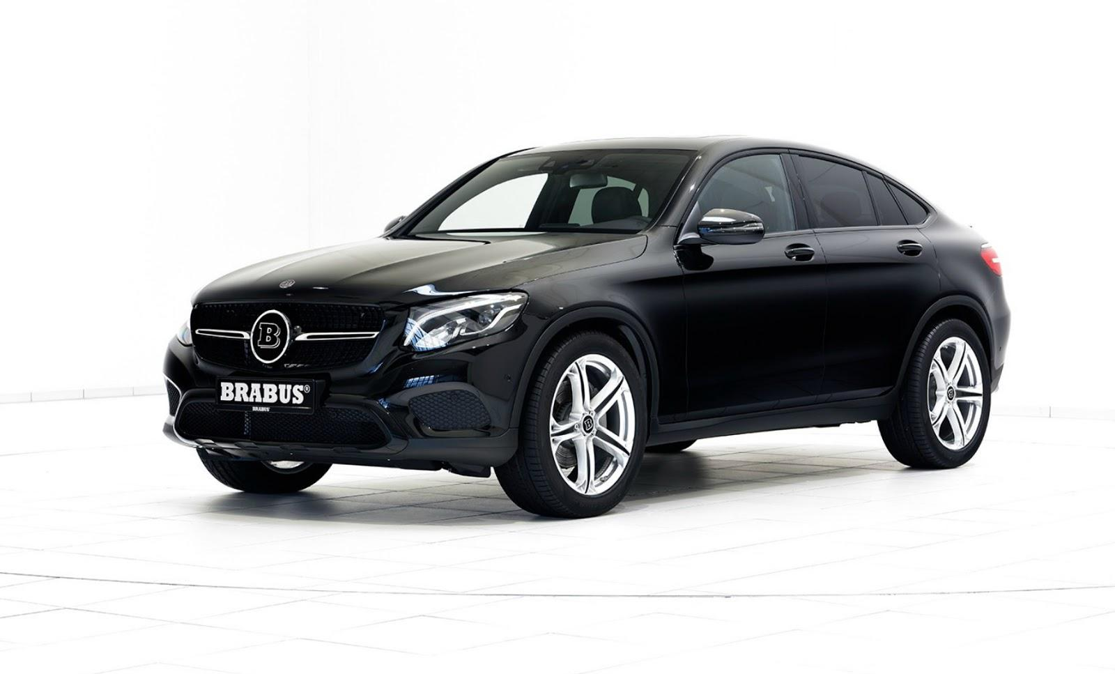 Mercedes-Benz GLC si GLC Coupe by Brabus - Mercedes-Benz GLC si GLC Coupe by Brabus