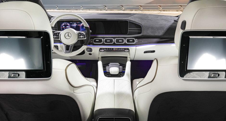 Mercedes-Benz GLE de la Hofele