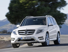Mercedes-Benz GLK Facelift - Galerie Foto