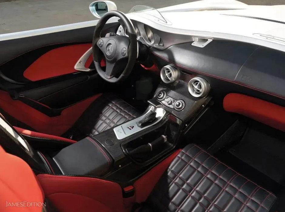 Mercedes-Benz McLaren SLR Stirling Moss