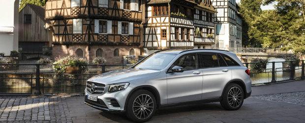 Mercedes-Benz nu se lauda, ci lasa cifrele sa vorbeasca. Nemtii conduc autoritar in mai multe segmente, printre care si cel al SUV-urilor